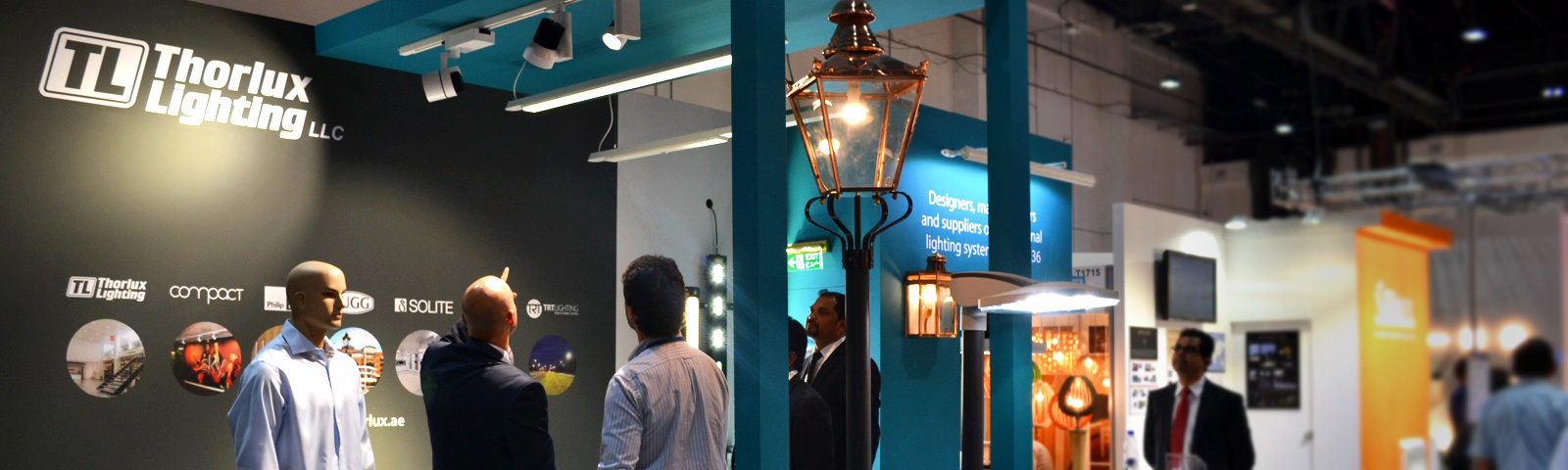 Thorlux Lighting LLC exhibited at Light ME 2014 gallery image