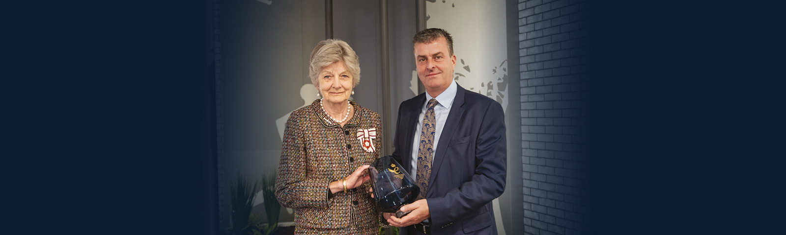 Thorlux Presented with Queen's Award for Enterprise in Innovation